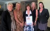 The Contract Dining Company has been awarded the GOLD FOOD FOR LIFE CATERING MARK